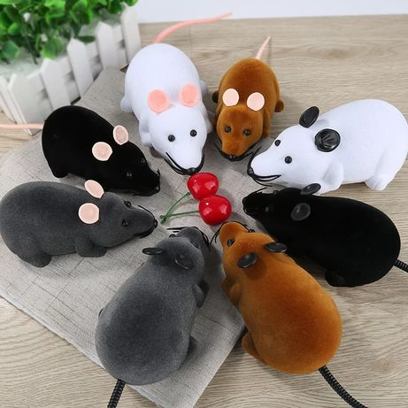 Мышки на радиоуправлении!