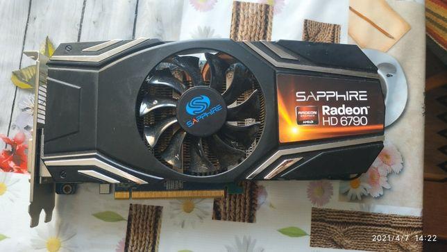 Sapphire PCI-Ex Radeon HD6790 1024 MB GDDR5 256bit