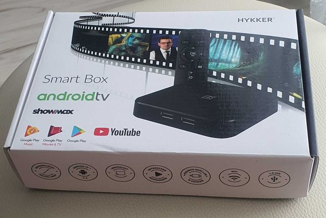 Smart Box android TV