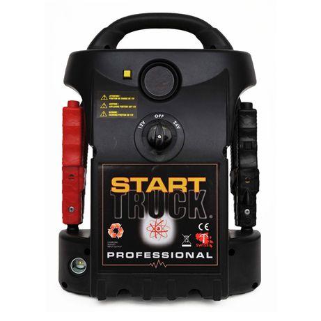 Start Booster 12/24 Volts 6200 Amperes IVA incluído
