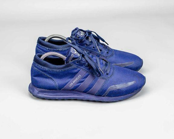 Фирменные легкие кроссовки Adidas Los Angeles L.A. Trainer.42 размер