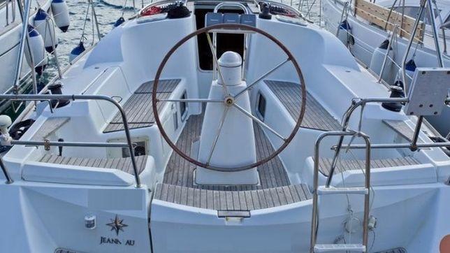 Jacht żaglowy Jeanneau Sun Odyssey 36i, 2008r.