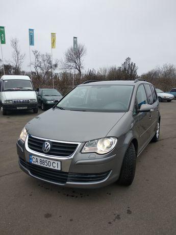 Volkswagen Touran United