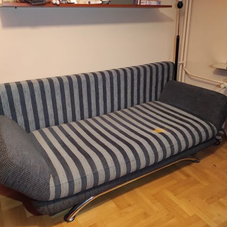 Kanapa rozkładana łóżko