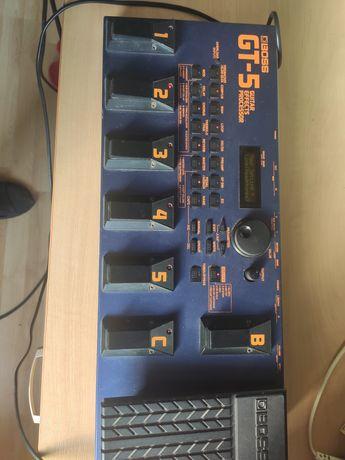Procesor gitarowy Roland Boss GT-5
