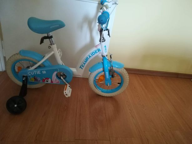 Rowerek dziecieńcy 12Cali Temraider Super Stan