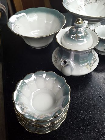 Посуда сервиз чайно-кофейный