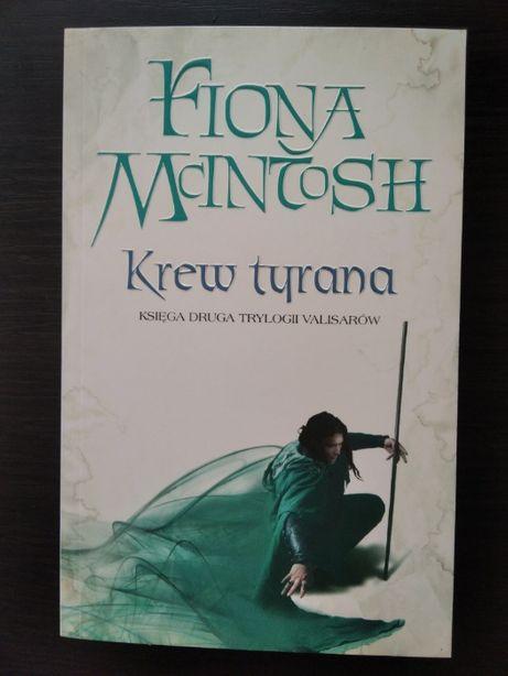 Krew Tyrana Fiona McIntosh