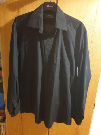 Koszula garniturowa czarna
