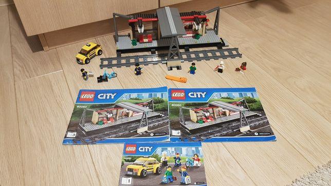 Klocki lego City nr zestawu 60050+ zabawka gratis