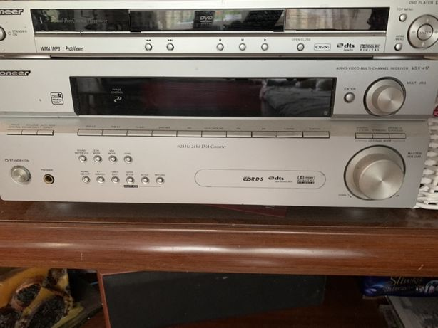 Kino domowe DVD Pioneer VSX-417