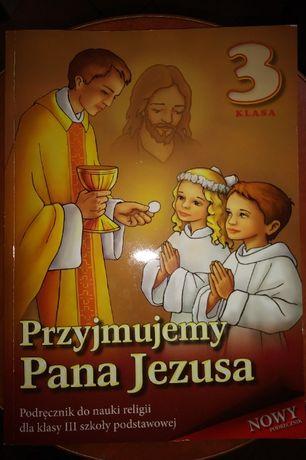 Książka do religi kl.3