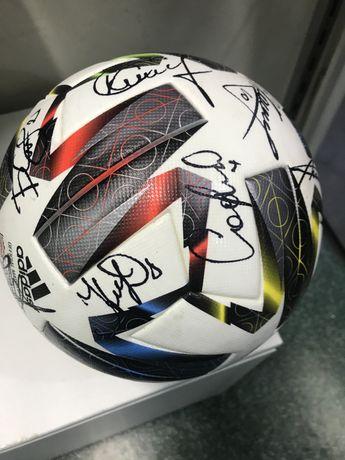Футбольный мяч UEFA ADIDASNations League PRO