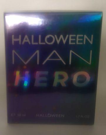 Halloween Man HERO 50 ml EDT, męski zapach, perfumy, woda toaletowa