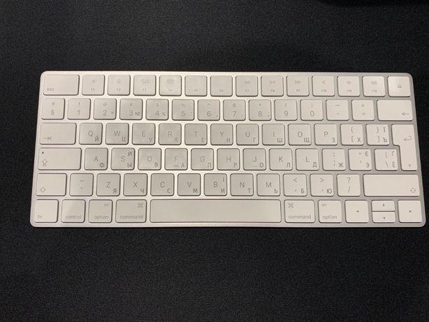 Клавиатура Apple Magic Keyboard RU (White)