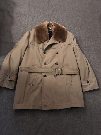 Куртка, тулуп, кожух,бушлат Новый. Мех цигейка. Для охоты рыбалки.