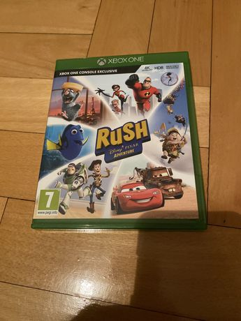 Rush: A Disney Pixar Adventure na xbox one