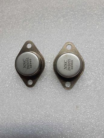 Transístores 2N3055 originais