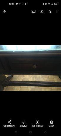 Stół antyk z drewna