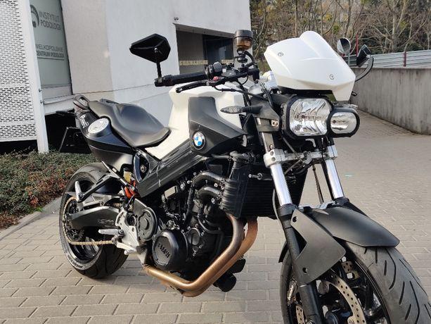 BMW F800R 2010 ABS stan wzorowy, bezwypadkowy, zarejestrowany pryw.