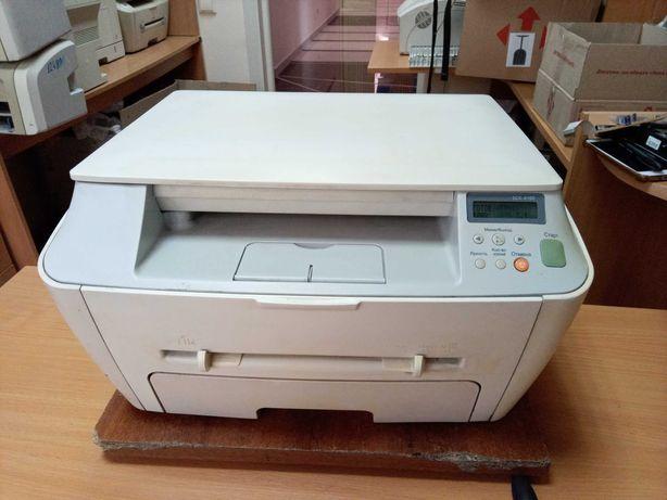 Лазерное МФУ Samsung SCX-4100 (принтер/сканер/копир)