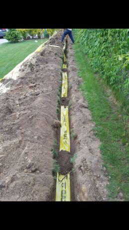 Krótkie terminy przyłącza gazowe wodociągowe kanalizacyjne sieci