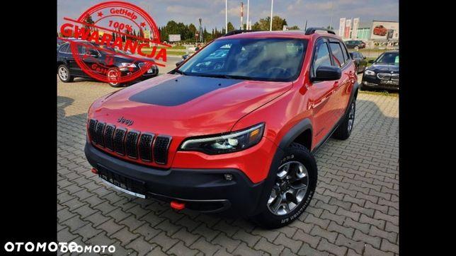 Jeep Cherokee TrialHawk*Kamera*CzujnikMartwegoPola*Key Less*Bi Xenon*Gwarancja 12M