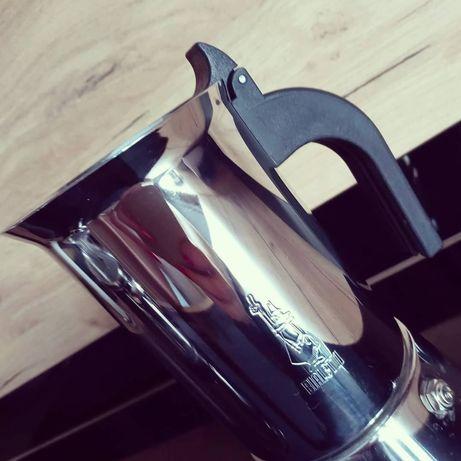 Kawiarka Bialetti Venus 6 tz 300 ml srebrna na indukcję, gaz
