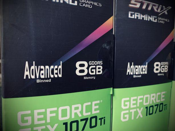 НОВЫЕ 8 шт 32 mh gigabyte 1070ti 8g(1660 1080 3060 3070 3080)