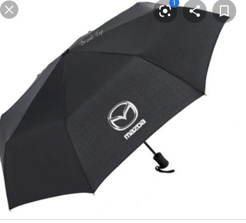 Parasol logo Mazda