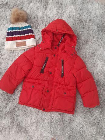 Зимняя куртка пуховик moncler