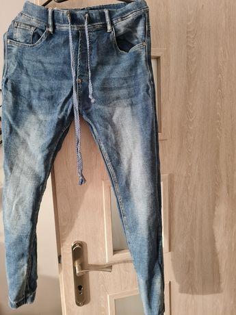 Joggery jeansowe nowe rozmiar S/m