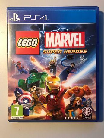 LEGO Marvel Super Heroes Gra PS4