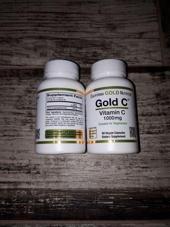 Gold C витаминC 1000мг
