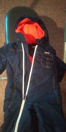 дитячі куртки та комбінезони зимові 6-36 міс Reima coccine