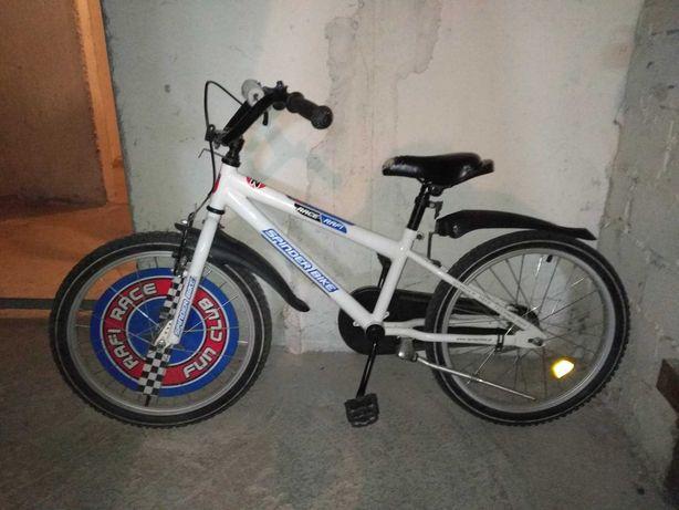 Elegancki rower dla 6-7 latka
