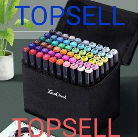 Набор скетч маркеров Touch FIVE,фломастеры для рисования