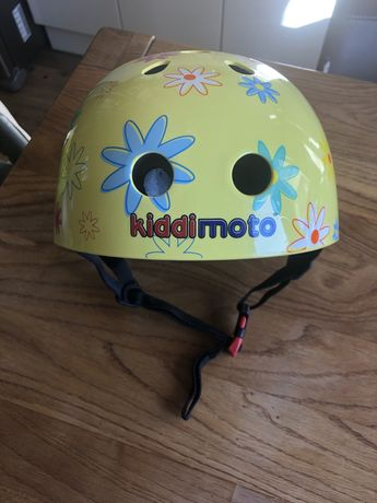 Kask kiddimoto dla dzieci