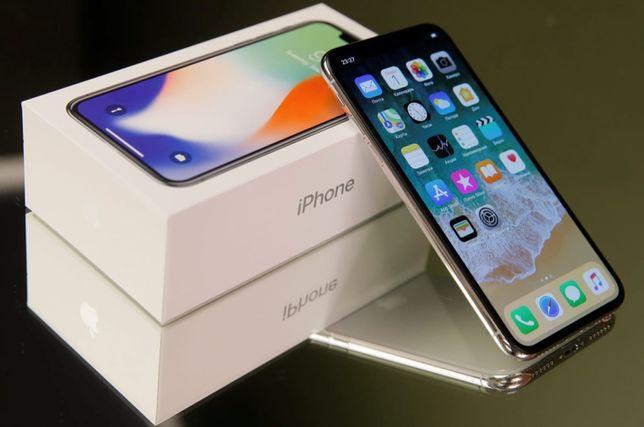 - NEW - Iphone X 64 gb - Silver- Оригинал - Айфон 10 - Новый