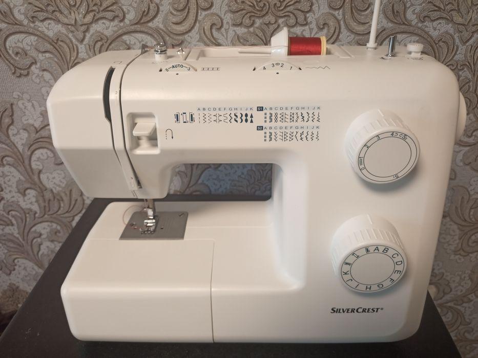 Продам швейную машинку Silver Crest Запорожье - изображение 1