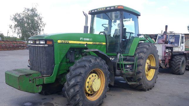 Продається трактор колісний JOHN DEERE 8400 1998 року випуску