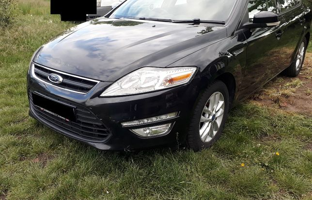 Ford MONDEO MK4 LIFT PRZÓD Zderzak Lampy Błotnik Pas G6