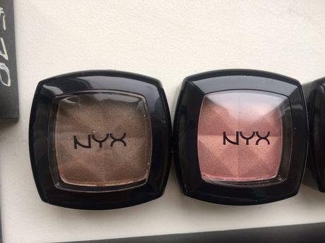 Тени для глаз фирмы NYX