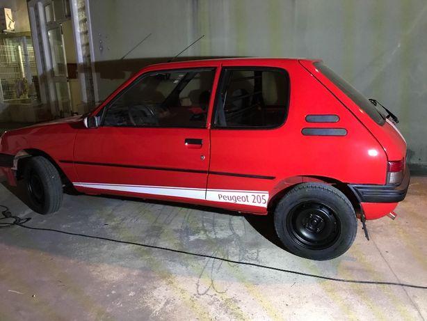 Peugeot 205 xad comercial