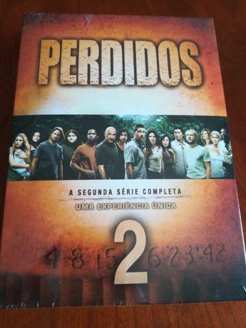 Coleção DVD original Perdidos T2