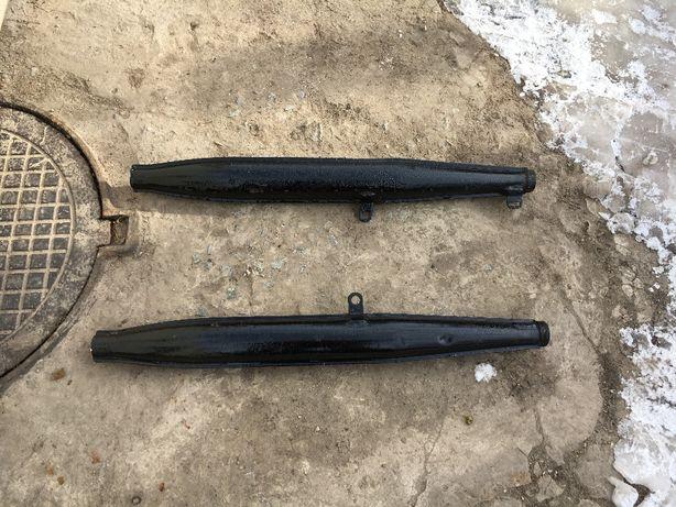Продам выхлопные трубы мотоцикла Восход Ковровец СССР