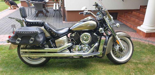 Yamaha V STAR 1100
