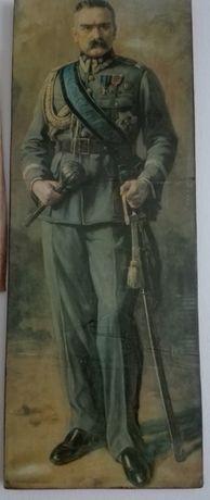 obraz Piłsudski