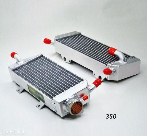 Radiador ,  Honda CRF450X 2005 - 2016