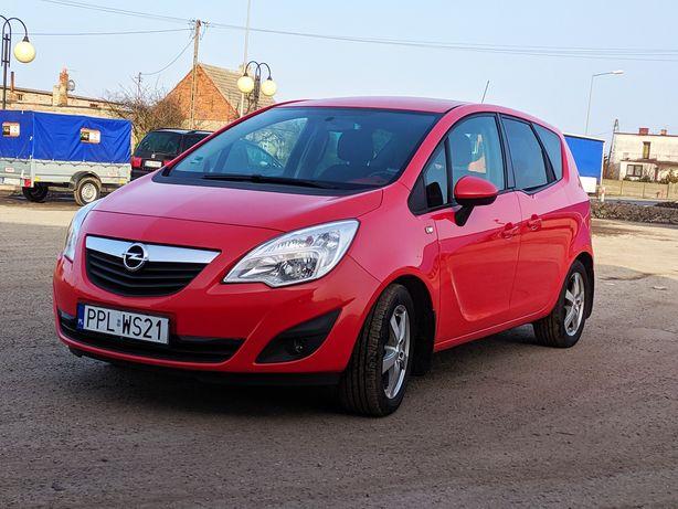 Opel Meriva Bezwypadkowa